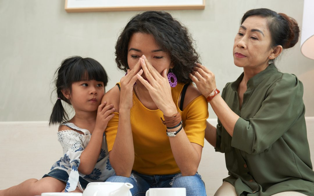 How to deal with family baggage